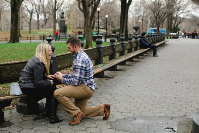 proposal photographer nyc