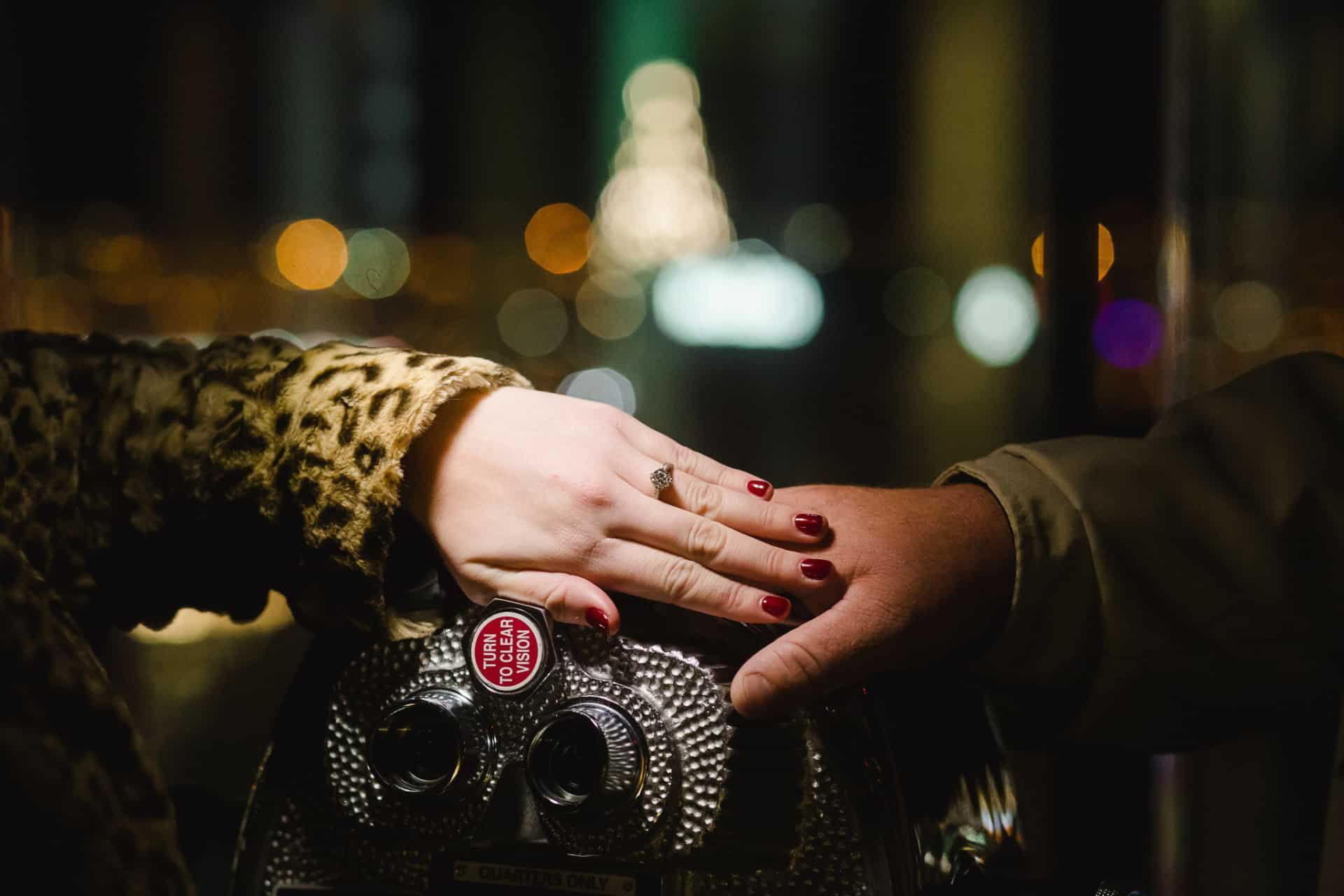 proposal photography nyc