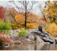 proposal photographer nyc in central park